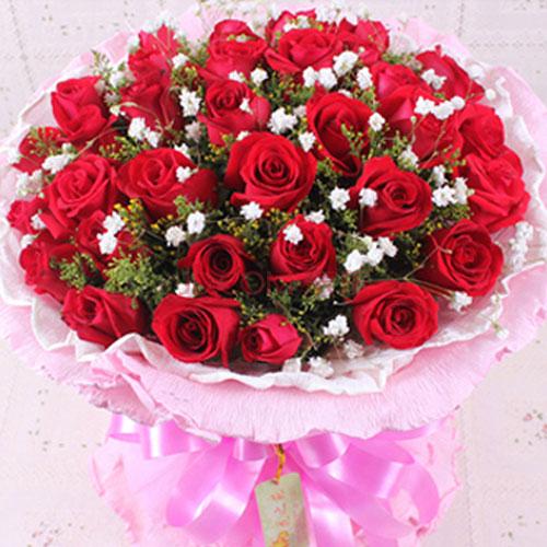 情人节鲜花11